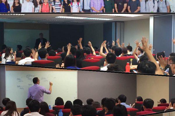 Employee Industry Project at INTI International University Nilai
