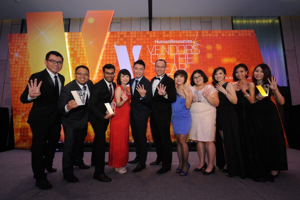VHR Wins 4 Awards at the HR Vendors Of The Year 2015 Malaysia Awards