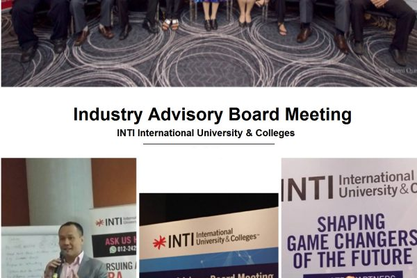 INTI Industry Advisory Board Panel Meeting