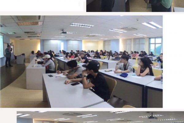 Employee Industry Project at INTI International University Subang
