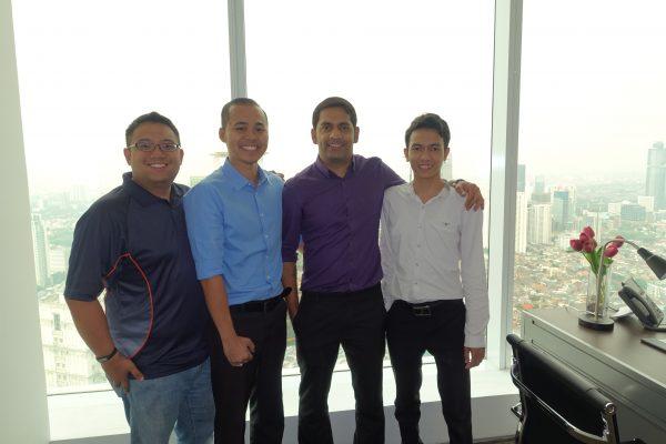 LinkedIn visits VHR Indonesia!