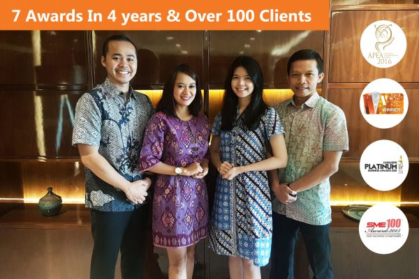Say 'Hi' to our team in Jakarta, Indonesia!