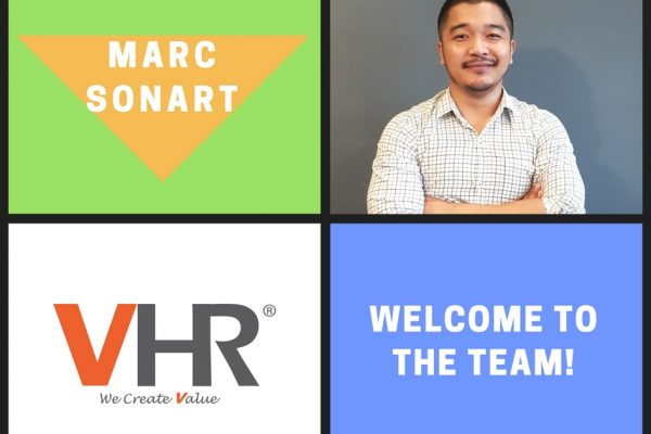 We are proud to announce that our Country Manager for VHR Consultancy Thailand has joined us today! Welcome to the team, Marc!
