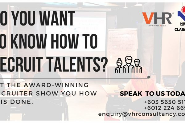 Learn how to attract & coach passive candidates to be talented future employees for your organisation today! Call us!