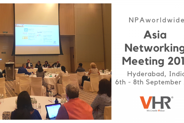 "#TBT We are happy to share that during the 6th -8th of September, our MD, Low Fang Kai was invited to NPA's Asia Networking Meeting 2018 in Hyderabad, India. He was part of the forum panellist and also spoke about ""The Future of Social Media: M Shaped Bi-Polar Recruitment Landscape""."