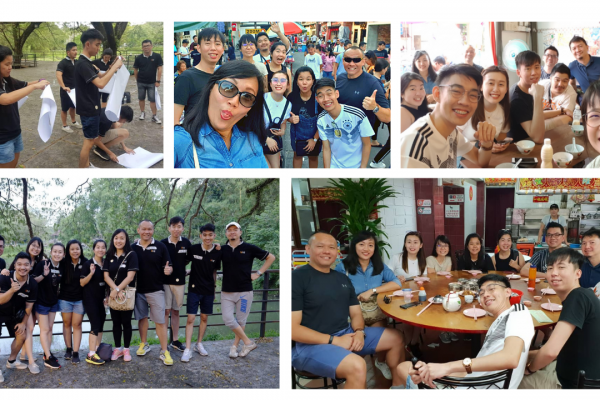 A fresh start for VHRians as we kicked-off 2019 with a short and sweet team building getaway to Ipoh and Penang. We had our new year's goals set right, had one of the best team building activities and not forgetting the best food hunt! Cheers to another year of great adventures together, team!