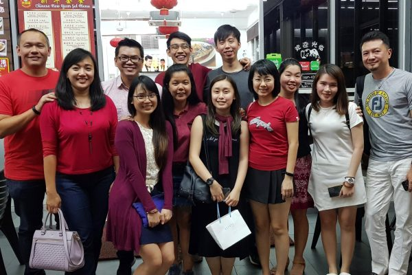 Finally, the long awaited 2019 Chinese New Year dinner with the team! You know we are already looking forward to more CNY munchies. Heng, Ong, Huat Ah!
