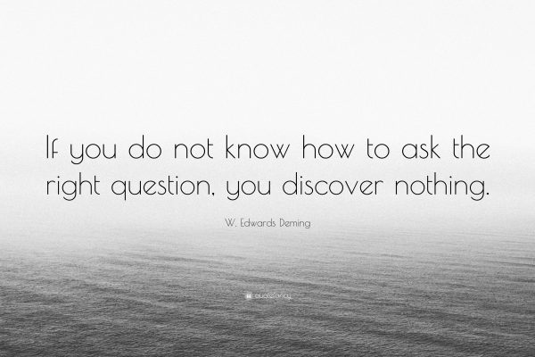 Asking the right question is an art that takes time and experience to master. A common mistake many recruiters have made is carrying out talent hunts too soon, solely by following the requirements written on a job description provided with minimal questions to the hiring managers. As for the results and very often, candidates found are inaccurate.