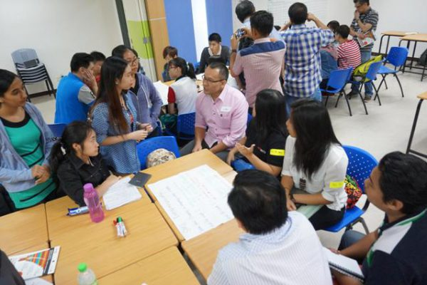 Mentoring future leaders at EPIC 2.0 organised by INTI University and College