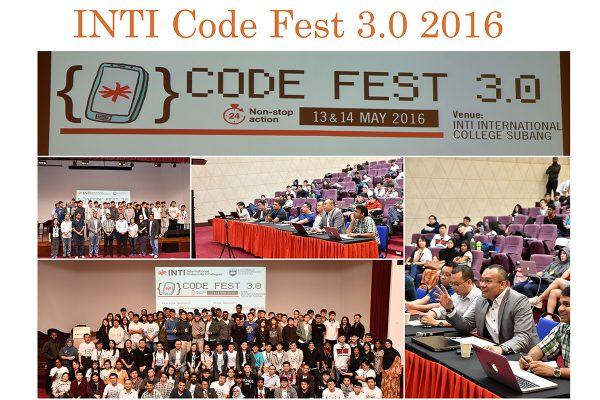 INTI Code Fest 3.0