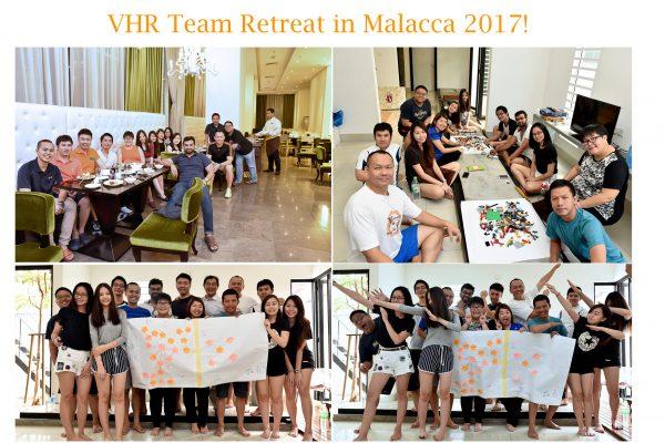 VHR Team Trip 2017