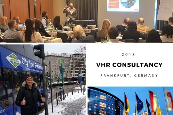 A humbling experience for VHR Consultancy as our Managing Director, Low Fang Kai was invited to give a presentation in Frankfurt, Germany last Friday, 16th March! We are honoured to have international collaborations sooner than we thought!