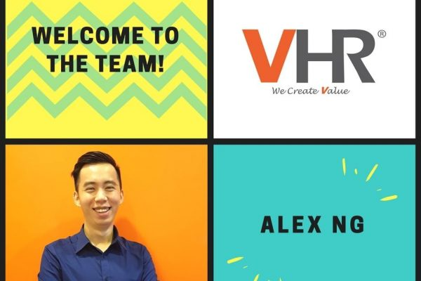 We are delighted to welcome Alex Ng to the VHR team! He will join our Malaysia recruitment team as a Recruitment Executive. Welcome aboard!