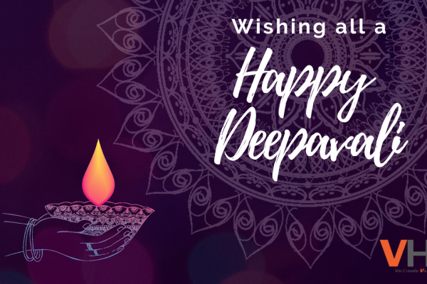 May all our friends on LinkedIn be blessed with happiness and well being to last through the year. Happy Deepavali!