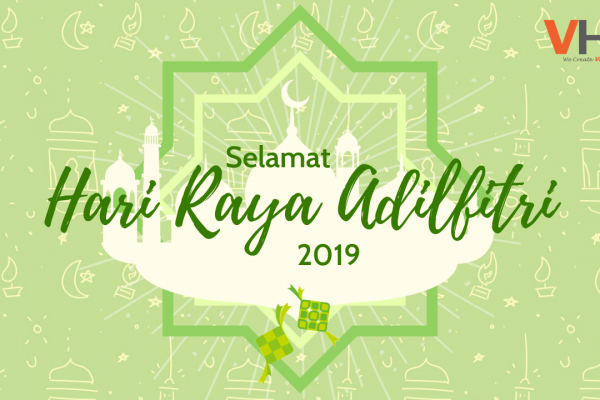 Team VHR wishes everyone a Selamat Hari Raya Aidilfitri! And to those who are travelling during this Raya celebration, safe travels!