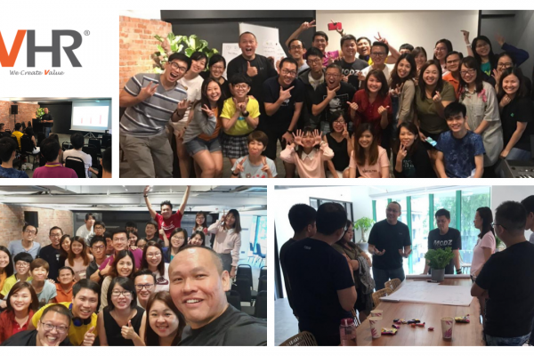 During the weekend, VHR's MD, Mr Low was a guest speaker at a meaningful CSR event held in Johor Bahru. The event was created to provide both professional guidance for young Malaysian talents who work abroad in Singapore.