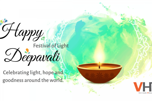 Team VHR wishes everyone a Happy Deepavali!