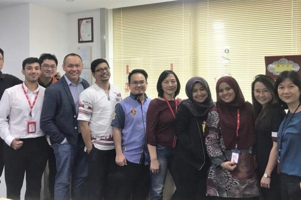 #TBT: VHR has held the first leadership sharing session conducted by our MD, Low Fang Kai, for the leaders of Rohas Tecnic Berhad on last Friday, 10 January 2020.